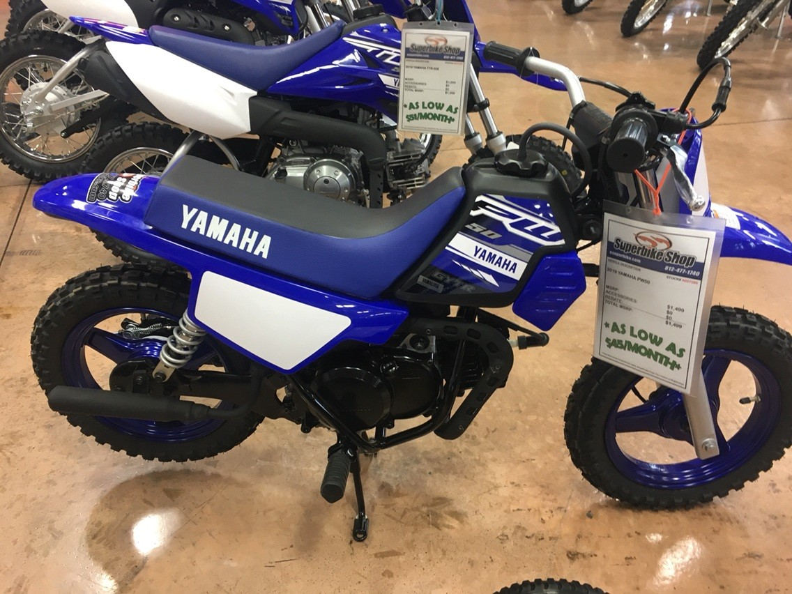 2019 Yamaha PW50 in Evansville, Indiana - Photo 1