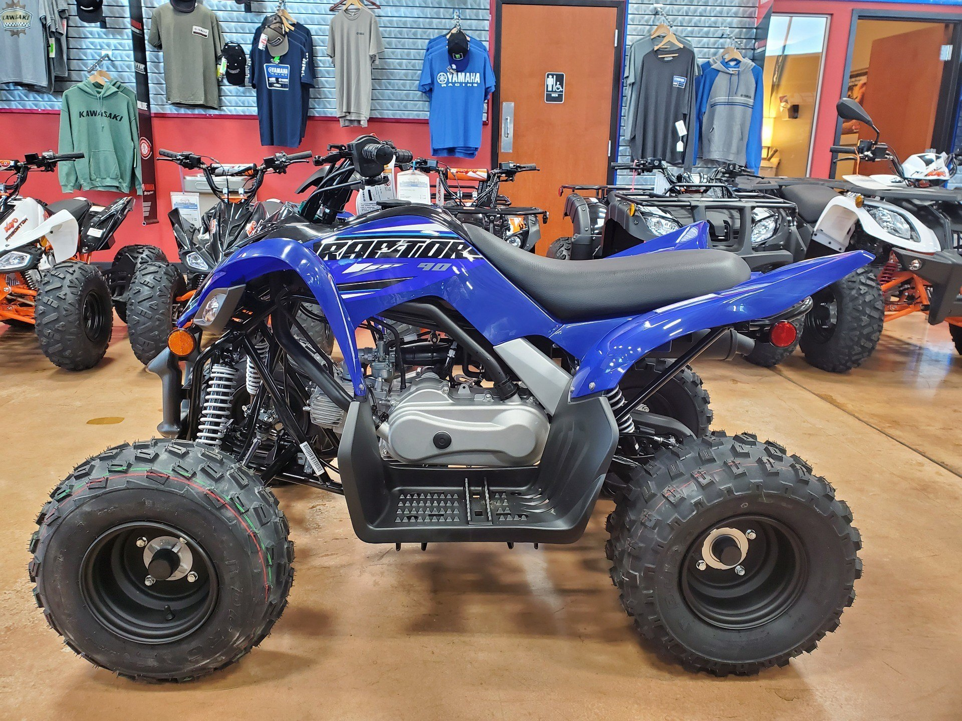 2021 Yamaha Raptor 90 in Evansville, Indiana - Photo 1