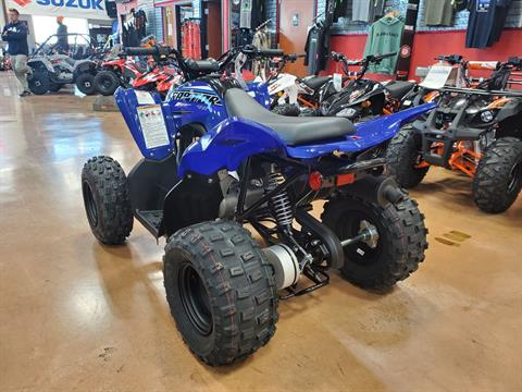2021 Yamaha Raptor 90 in Evansville, Indiana - Photo 2
