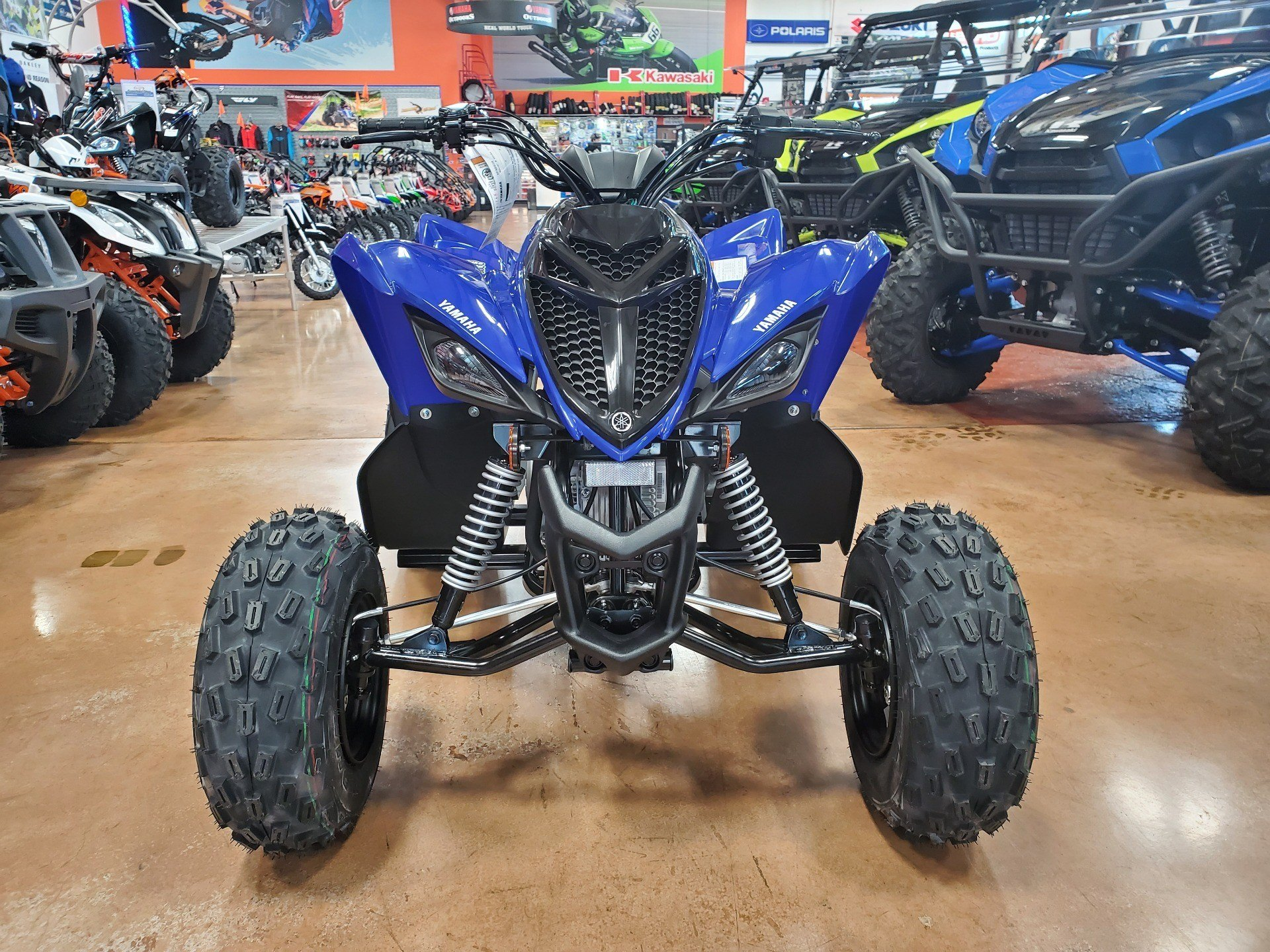 2021 Yamaha Raptor 90 in Evansville, Indiana - Photo 6