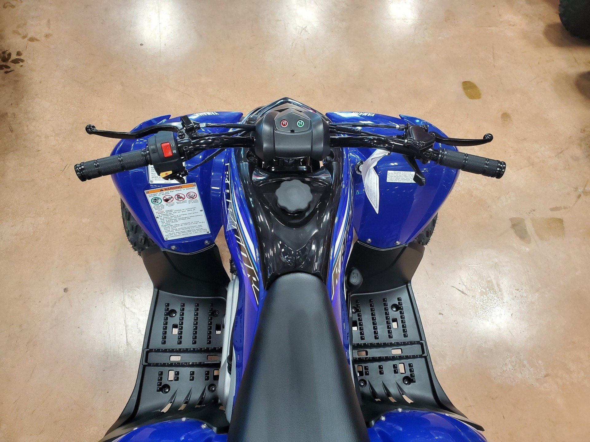 2021 Yamaha Raptor 90 in Evansville, Indiana - Photo 7