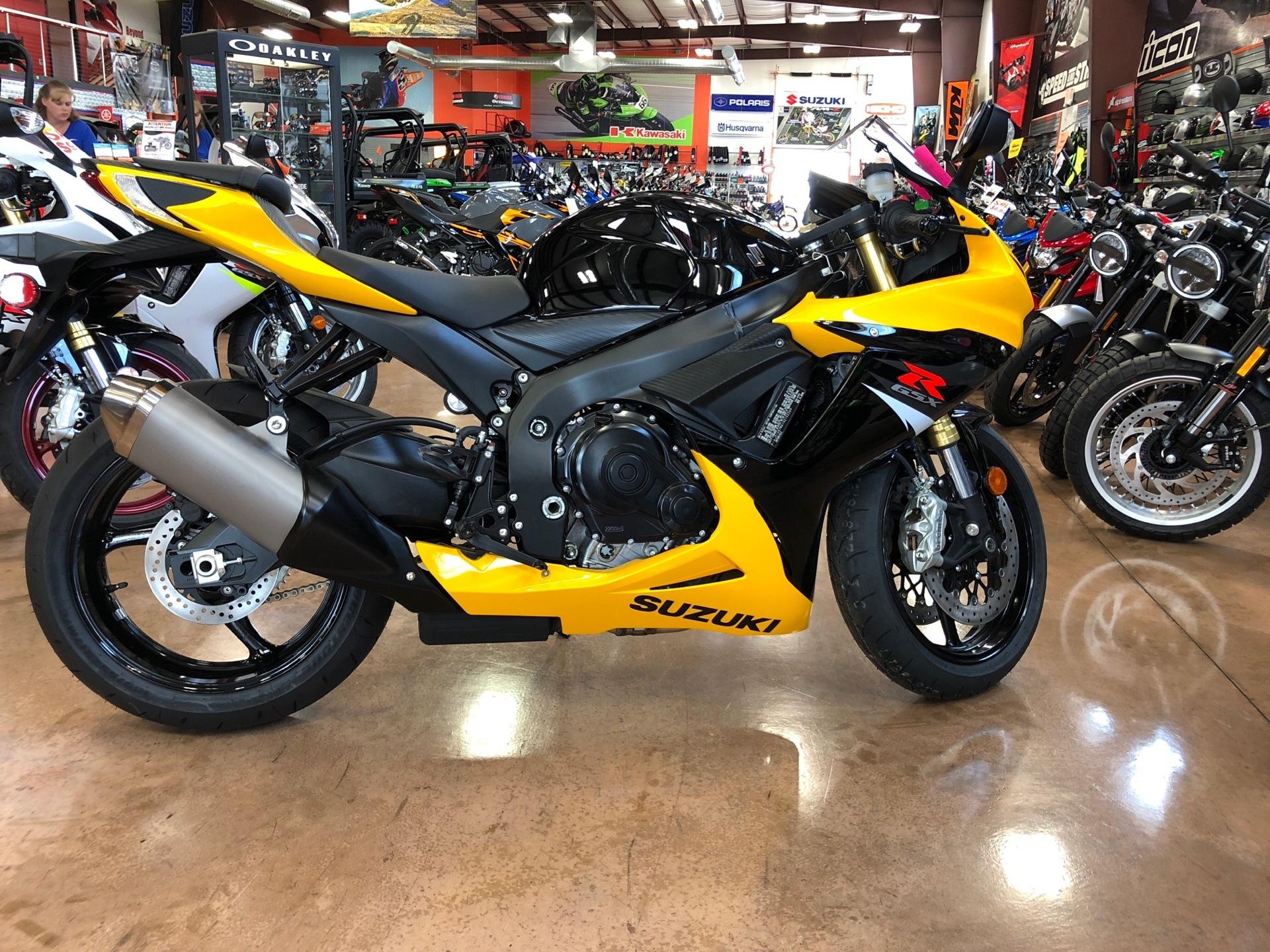 2017 Suzuki GSX-R750 for sale 4859