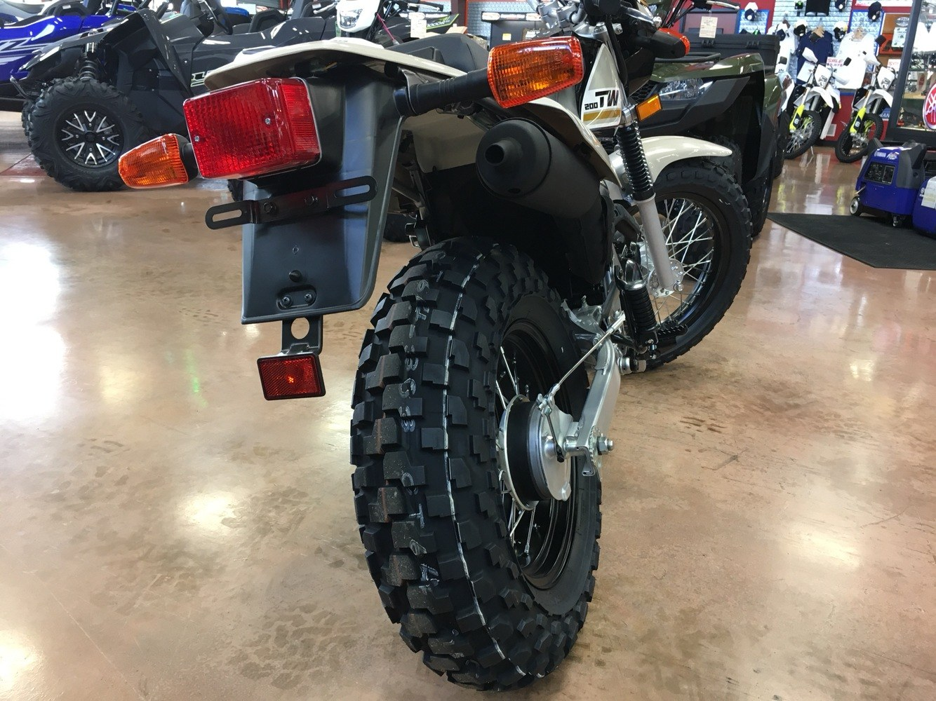 2019 Yamaha TW200 in Evansville, Indiana - Photo 28