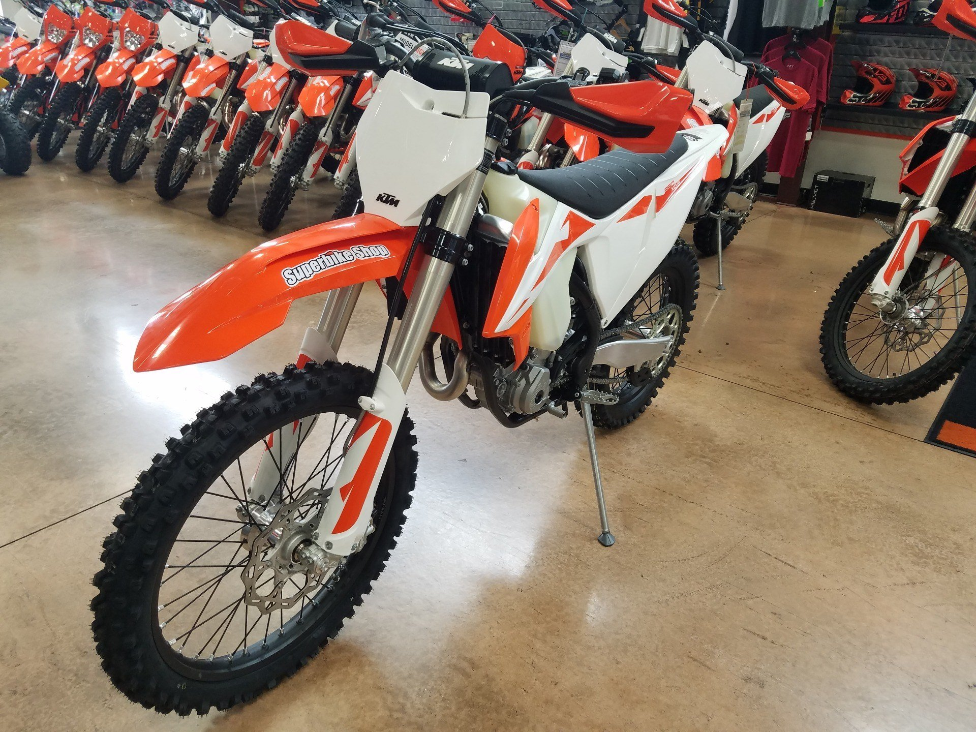2019 KTM 350 XC-F in Evansville, Indiana - Photo 5