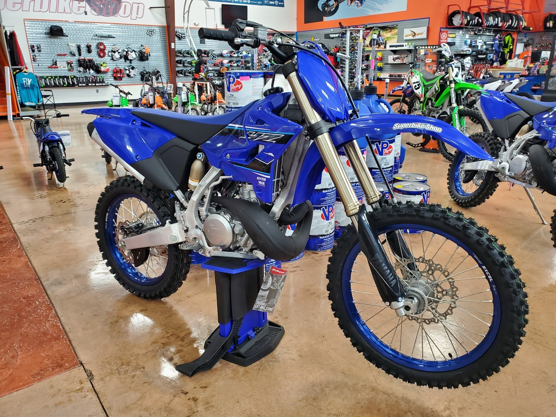 2021 Yamaha YZ250 in Evansville, Indiana - Photo 2