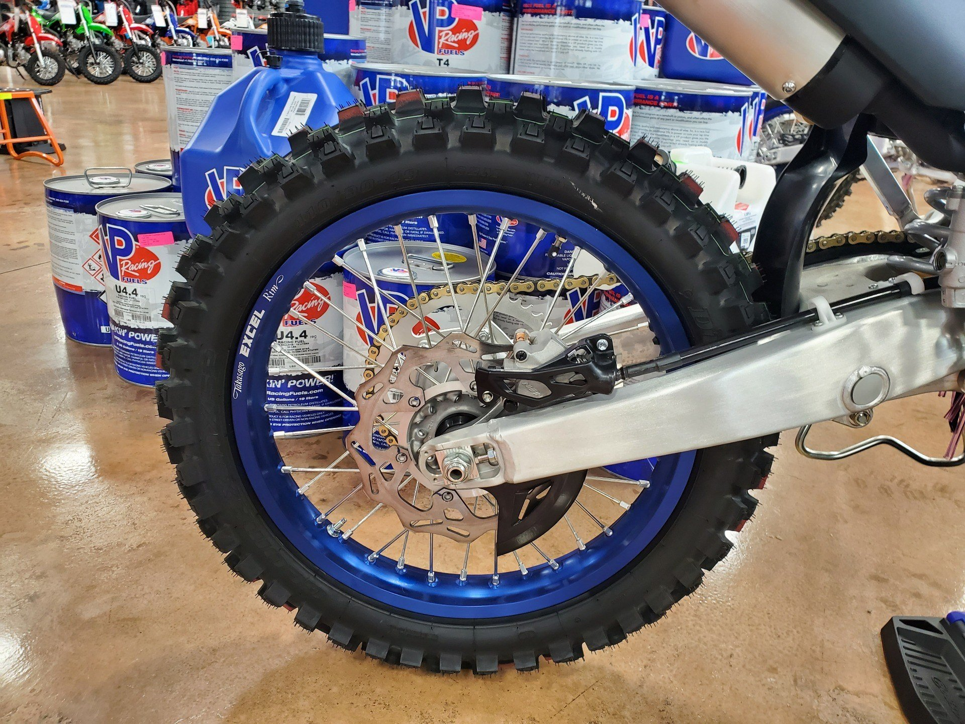 2021 Yamaha YZ250 in Evansville, Indiana - Photo 5