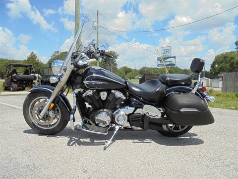 2014 Yamaha V Star 1300 Tourer in Zephyrhills, Florida