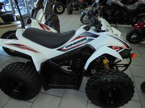 2019 Kymco MONGOOSE 90 in Zephyrhills, Florida