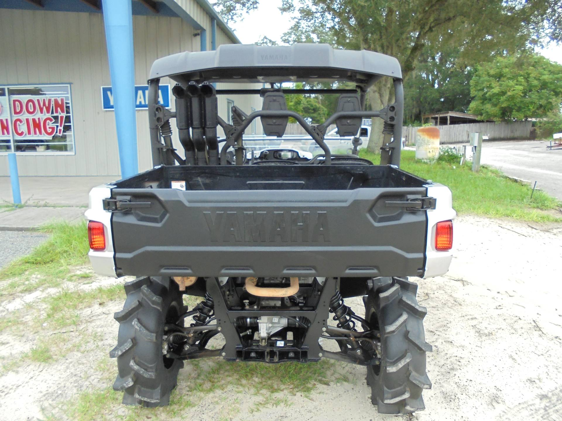 2015 Yamaha Viking EPS SE in Zephyrhills, Florida - Photo 4
