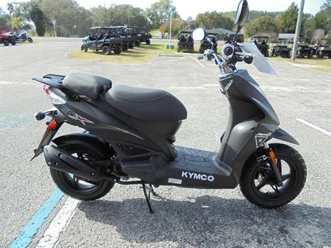 2018 Kymco Super 8 50X in Zephyrhills, Florida