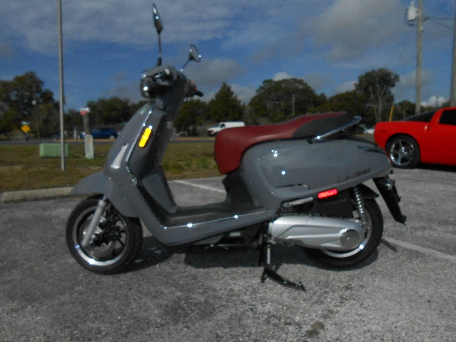 2019 Kymco Like 150i ABS Noodoe in Zephyrhills, Florida - Photo 2