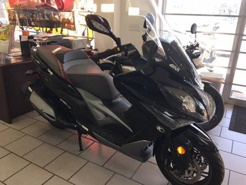 2018 KYMCO XCITING 400 FOR SALE AT CAHILL'S MOTORSPORTS
