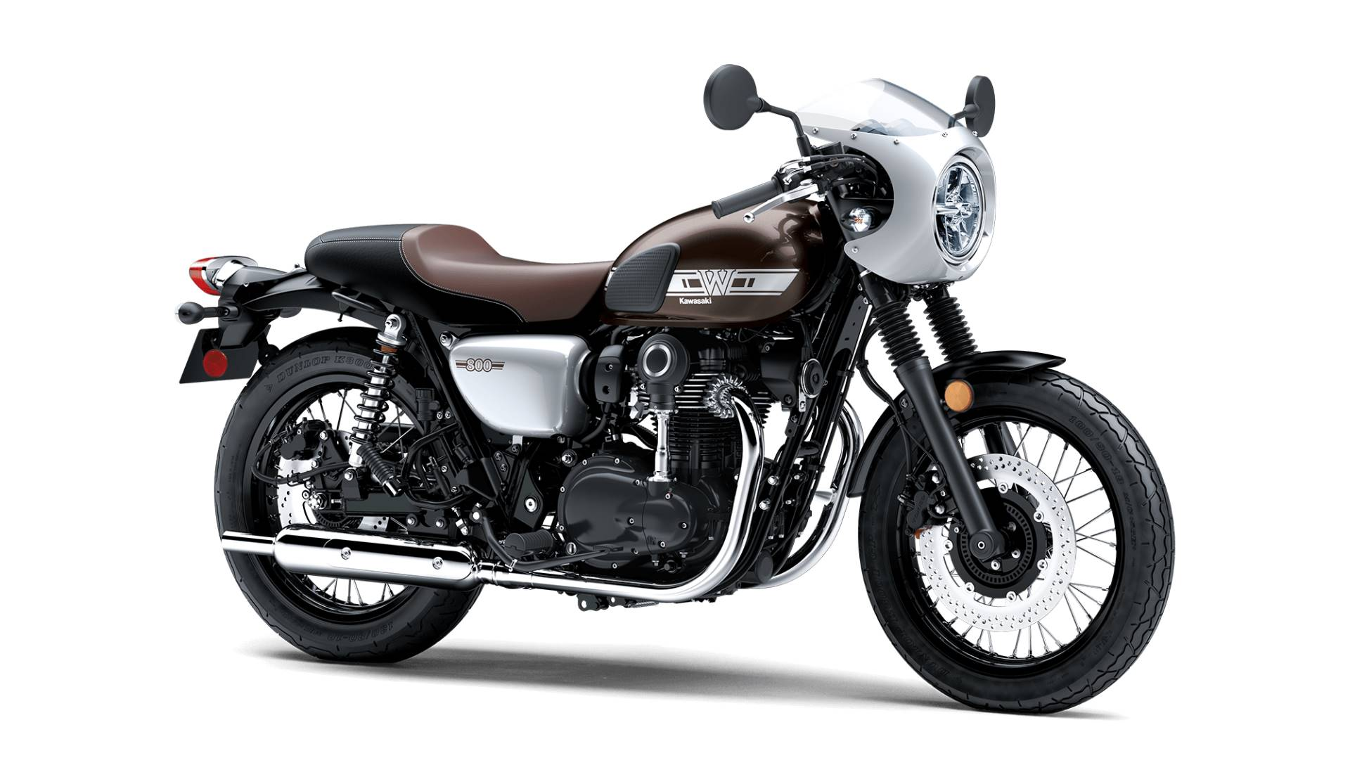 2019 Kawasaki W800 CAFE in Zephyrhills, Florida - Photo 2