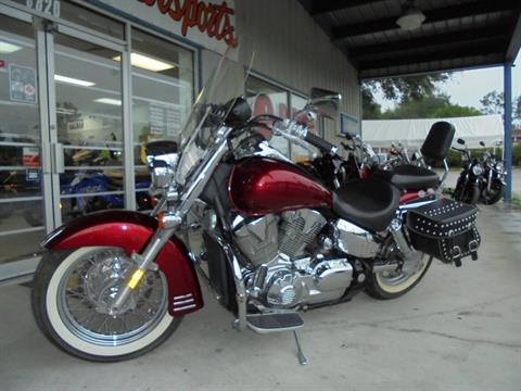 2004 Honda VTX1300 RETRO in Zephyrhills, Florida - Photo 1