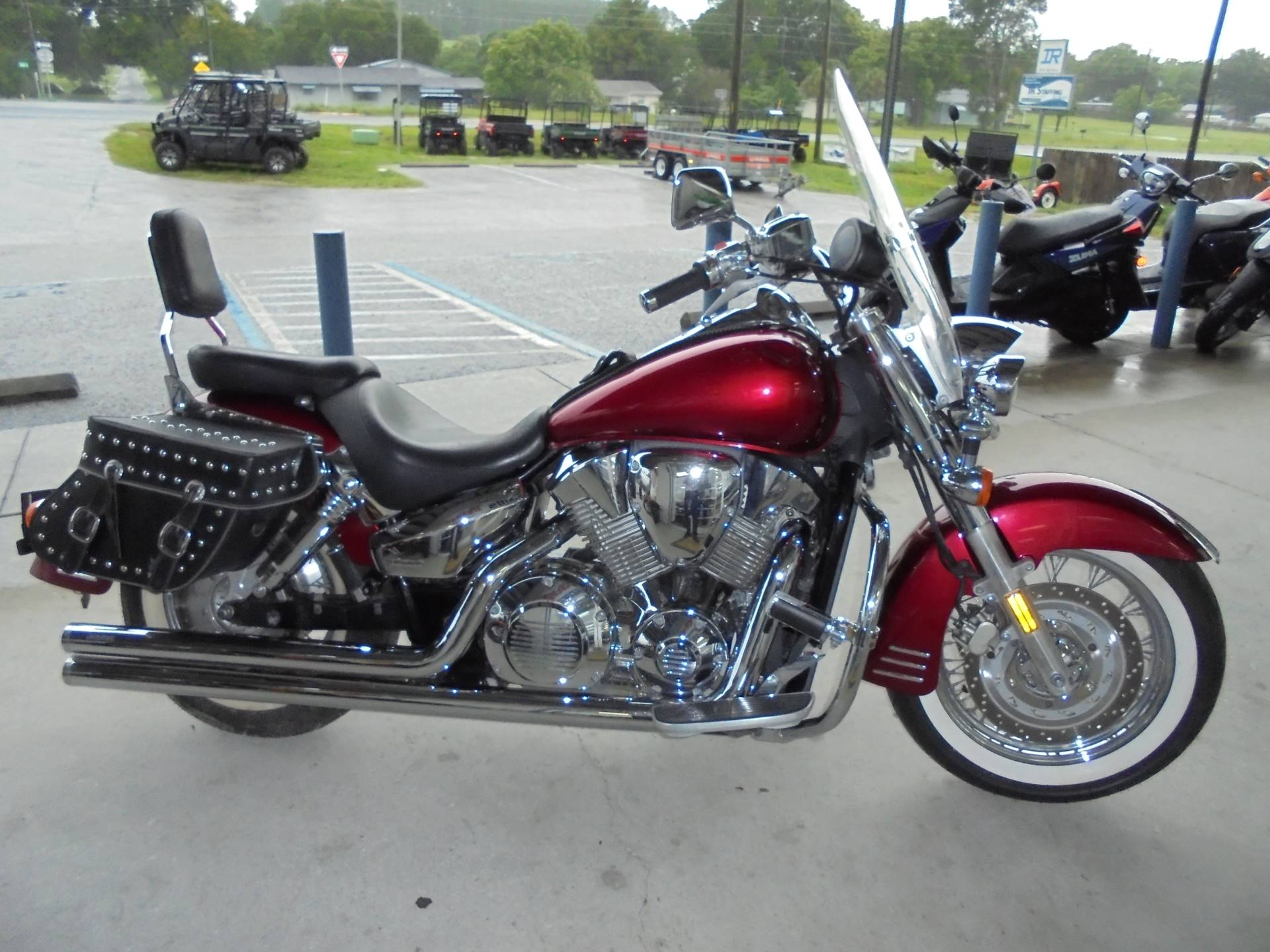 2004 Honda VTX1300 RETRO in Zephyrhills, Florida - Photo 2