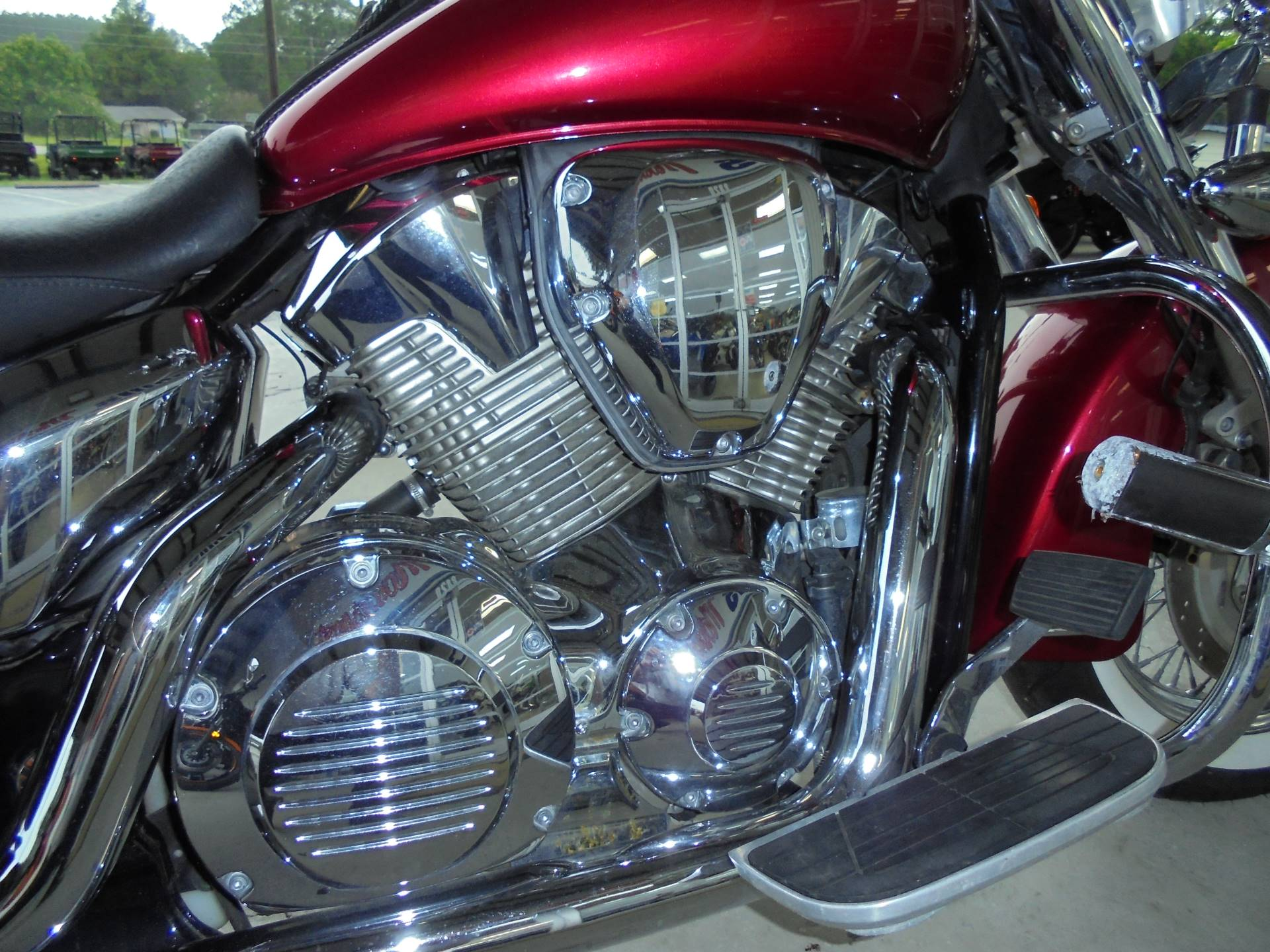 2004 Honda VTX1300 RETRO in Zephyrhills, Florida - Photo 4