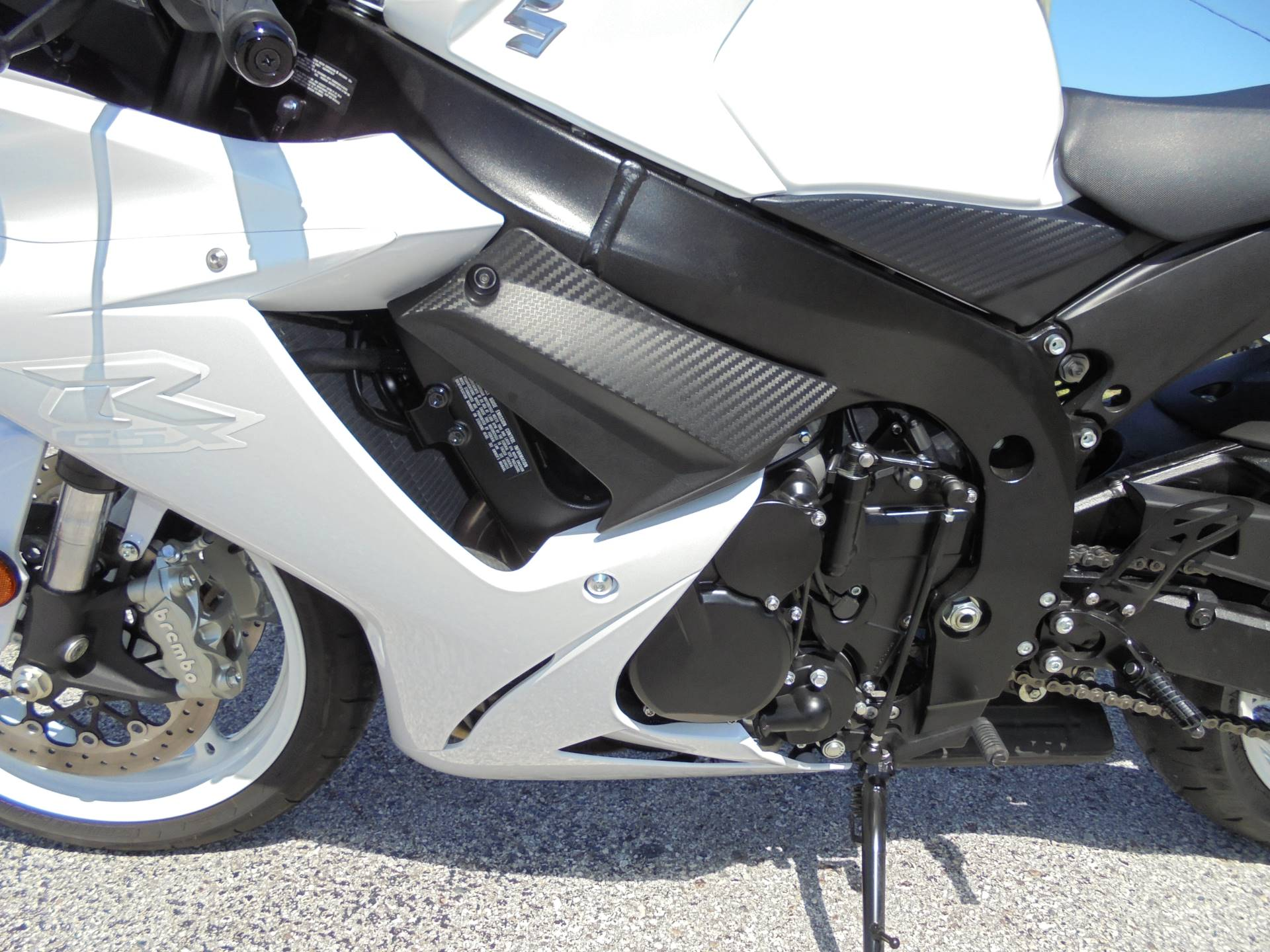 2019 Suzuki GSX-R600 in Zephyrhills, Florida - Photo 7