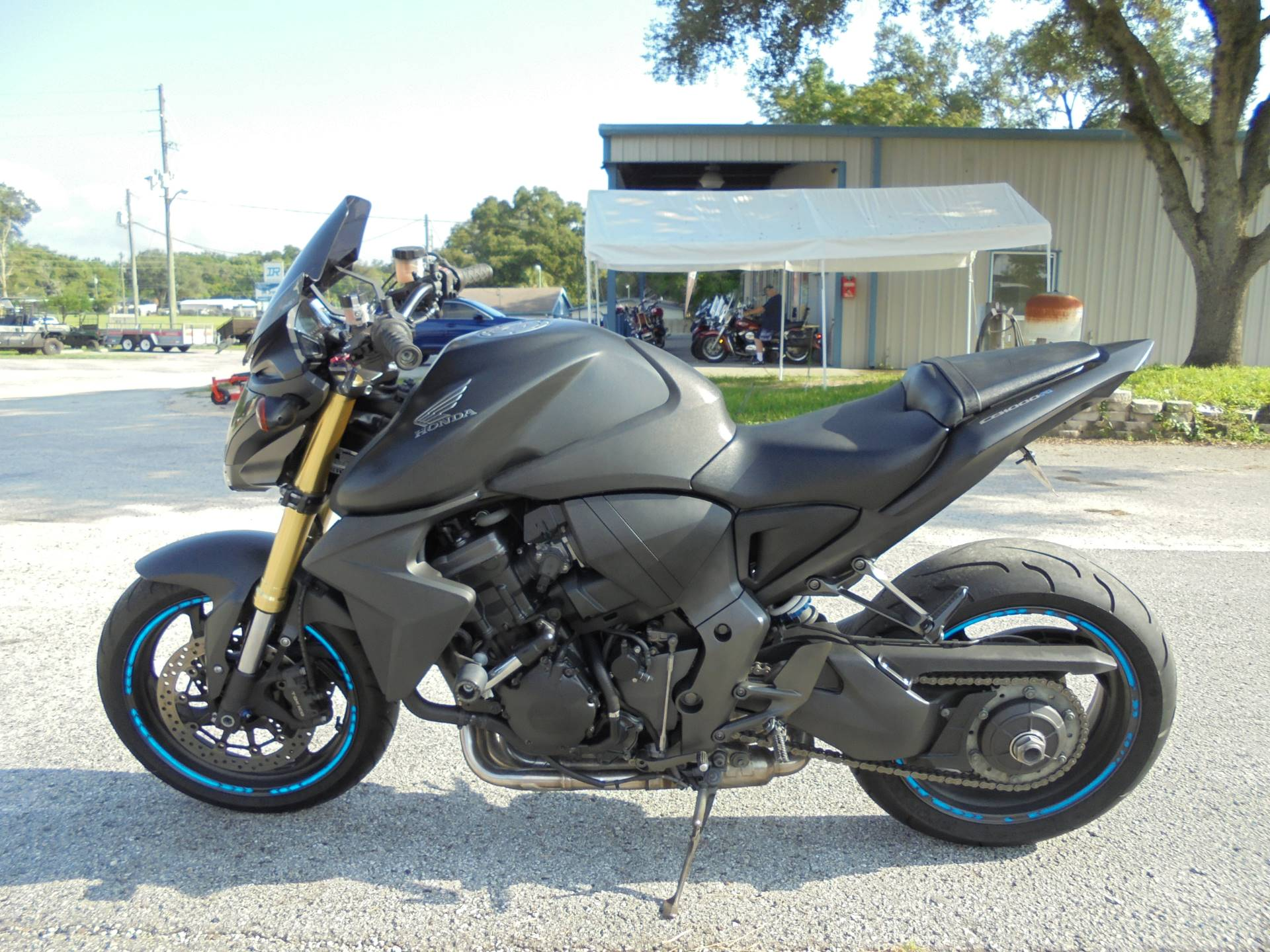 2012 Honda CB1000R in Zephyrhills, Florida - Photo 1