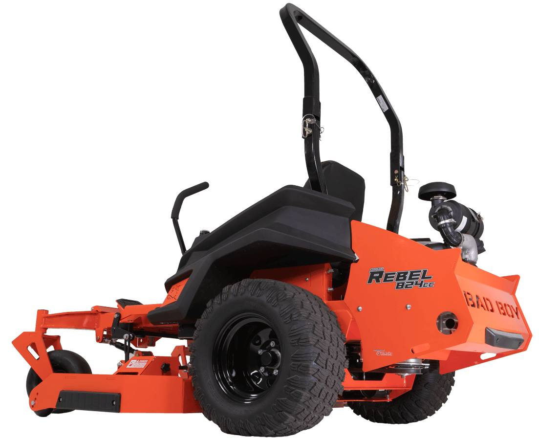 "2019 Bad Boy Mowers REBEL 61"" YAMAHA 27HP in Zephyrhills, Florida - Photo 2"