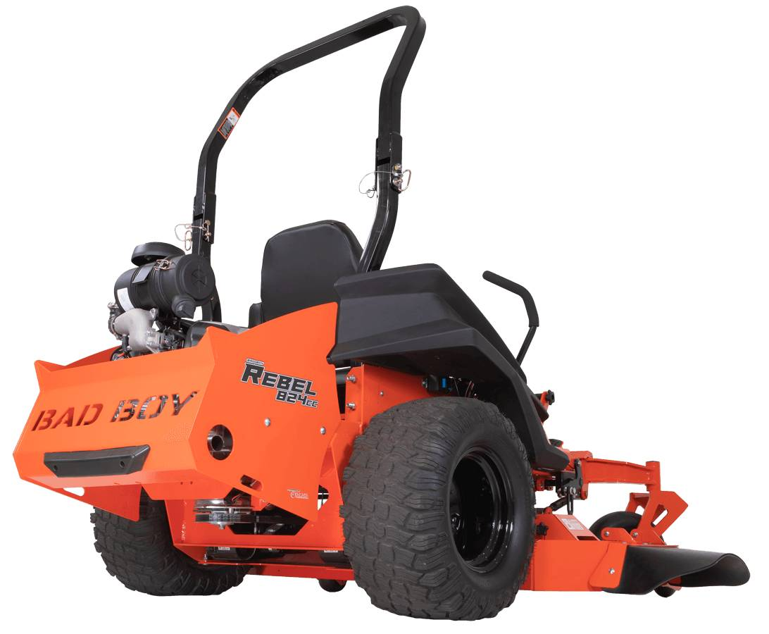 "2019 Bad Boy Mowers REBEL 61"" YAMAHA 27HP in Zephyrhills, Florida - Photo 3"
