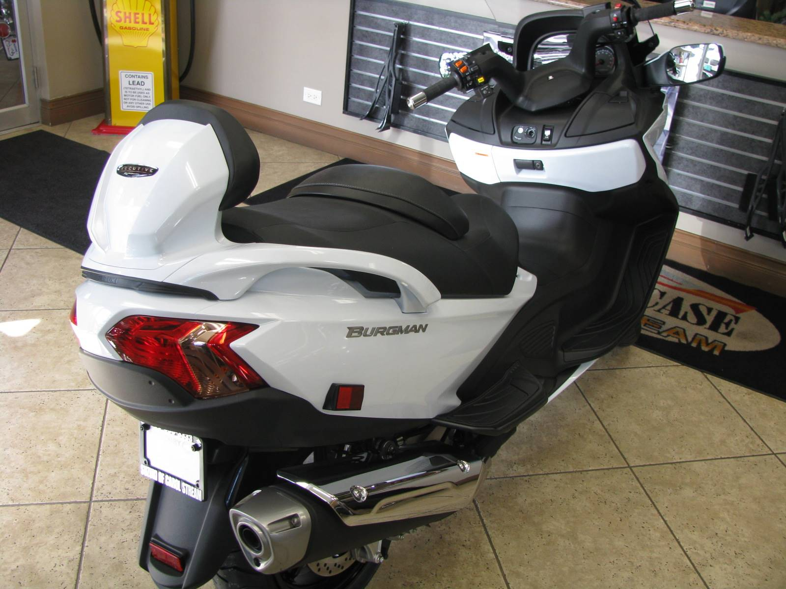 new 2017 suzuki burgman 650 executive scooters in carol. Black Bedroom Furniture Sets. Home Design Ideas