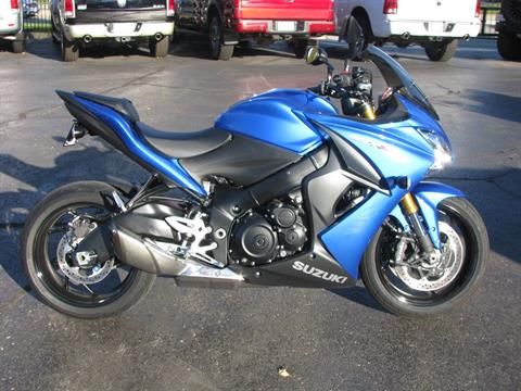 2016 Suzuki GSX-S1000F ABS in Carol Stream, Illinois