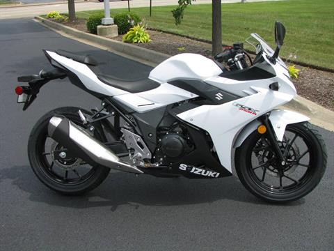 2018 Suzuki GSX250R in Carol Stream, Illinois