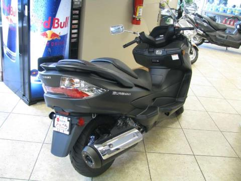 2015 Suzuki Burgman 400 ABS in Carol Stream, Illinois