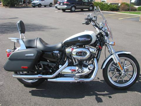 2014 Harley-Davidson SuperLow® 1200T in Carol Stream, Illinois