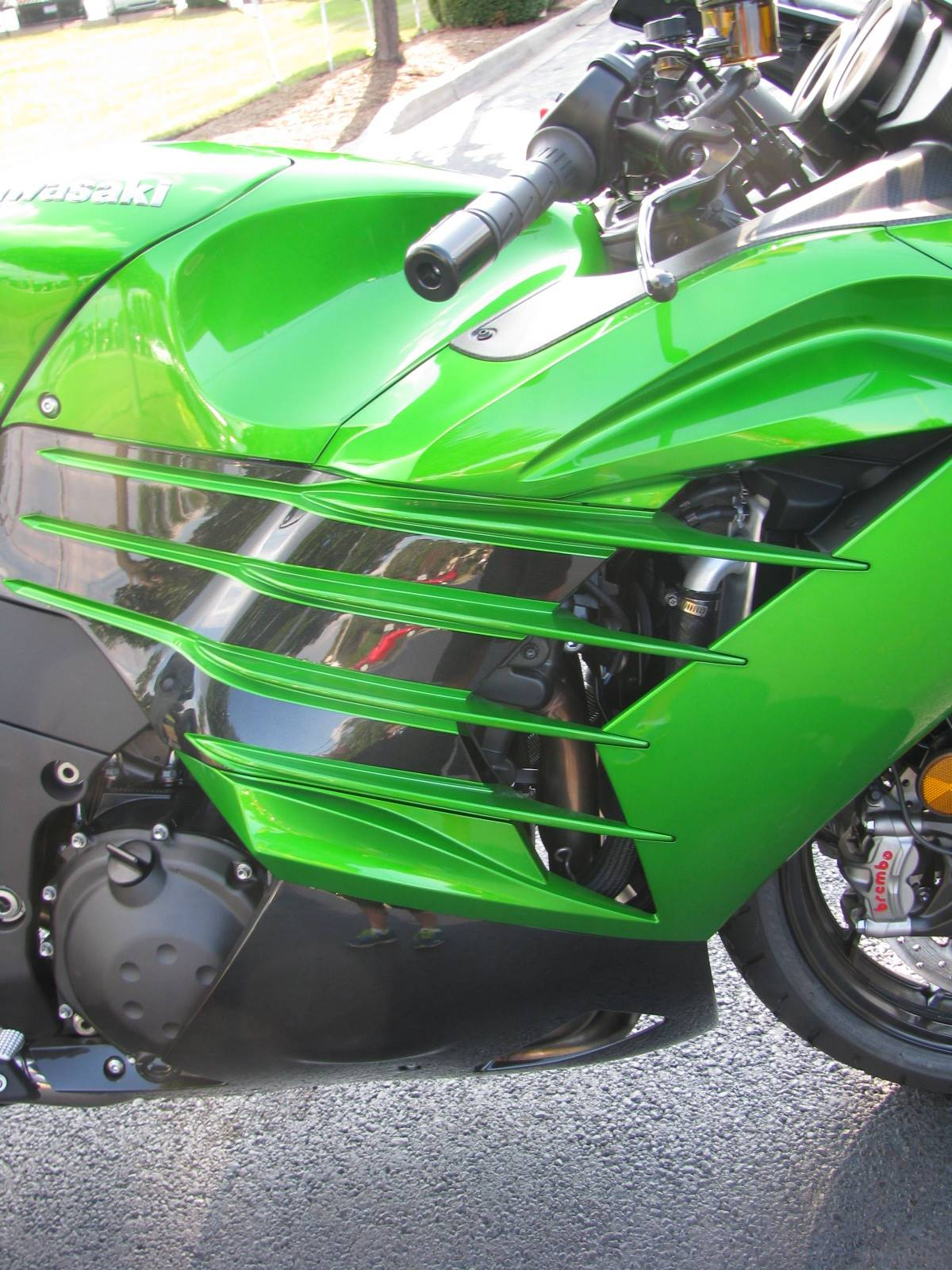 2017 Kawasaki NINJA ZX-14R ABS SE in Carol Stream, Illinois