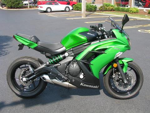 2015 Kawasaki Ninja® 650 ABS in Carol Stream, Illinois