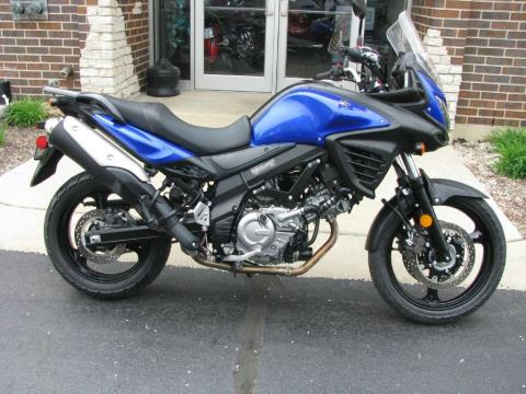 2013 Suzuki V-Strom 650 ABS in Carol Stream, Illinois