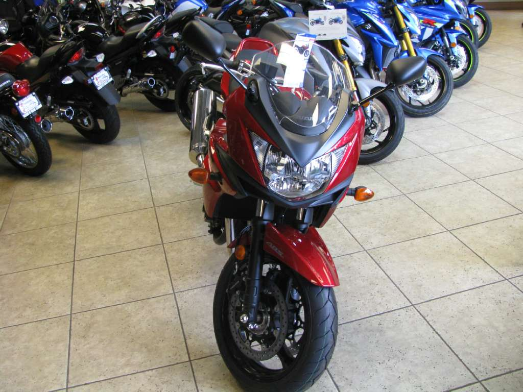 2016 Suzuki Bandit 1250S ABS in Carol Stream, Illinois