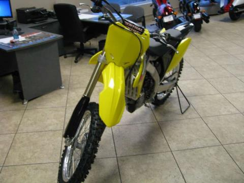 2016 Suzuki RM-Z250 in Carol Stream, Illinois