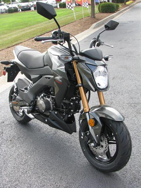 2018 Kawasaki Z125 Pro in Carol Stream, Illinois