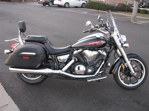 2014 Yamaha V Star 950 Tourer in Carol Stream, Illinois