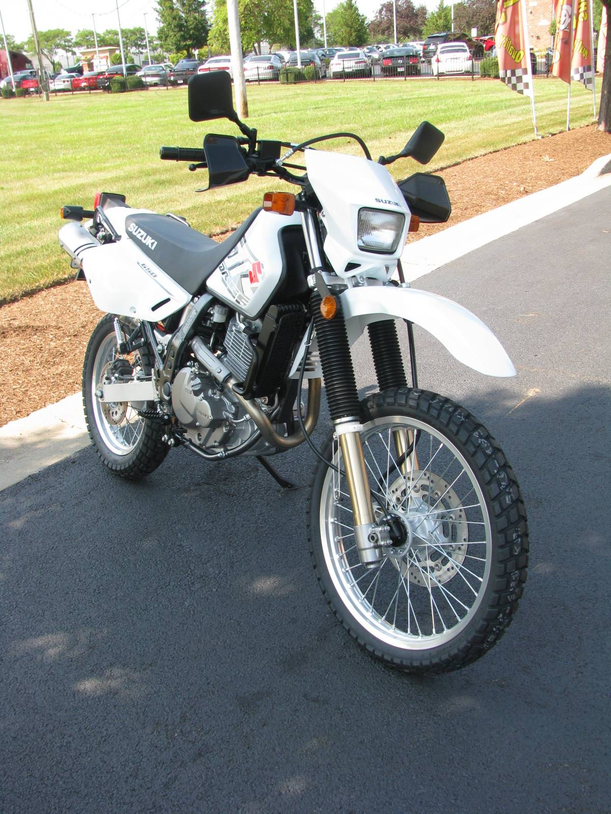 2018 Suzuki DR650S in Carol Stream, Illinois