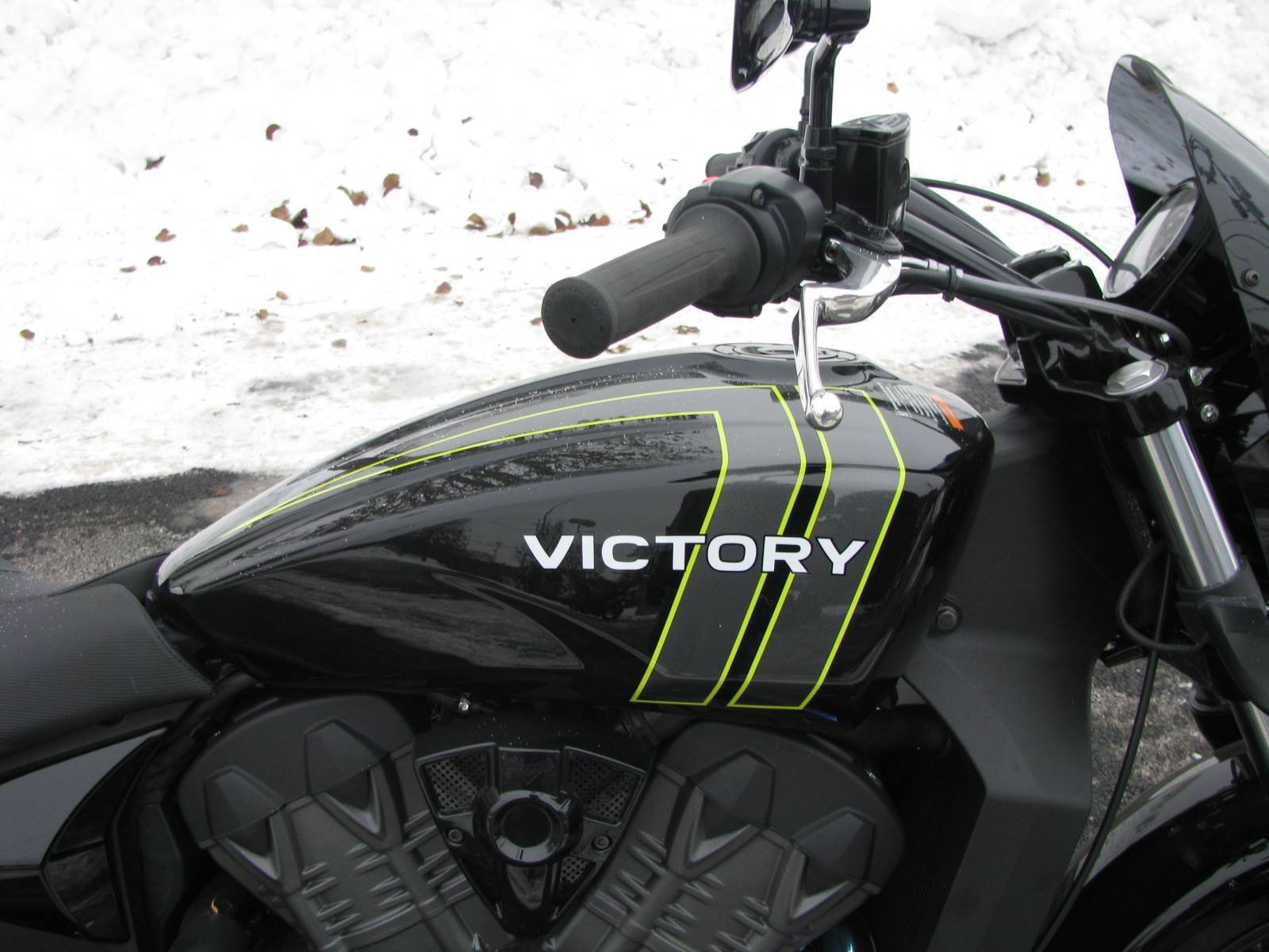 2017 Victory Octane in Carol Stream, Illinois
