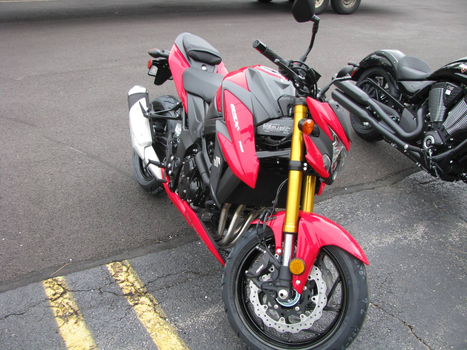 2018 suzuki 750.  2018 2018 suzuki gsxs750 in carol stream illinois and suzuki 750