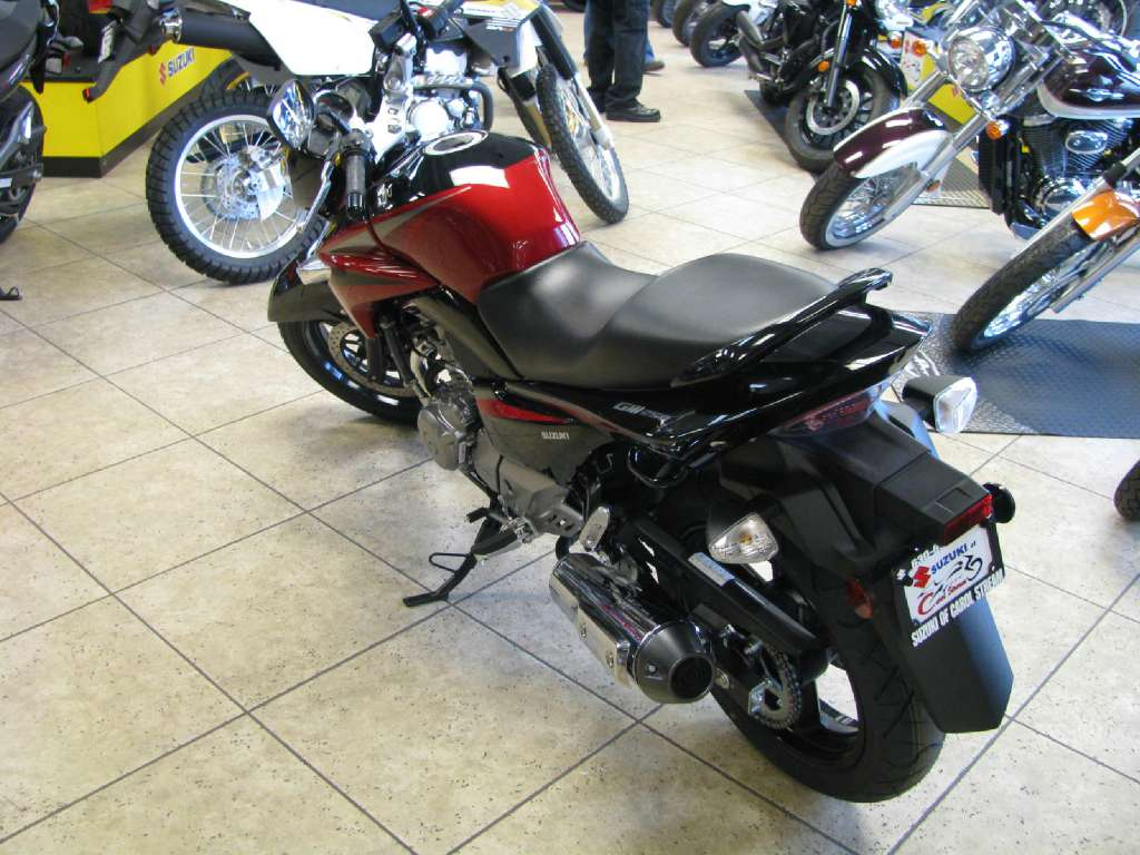 2015 Suzuki GW250Z in Carol Stream, Illinois