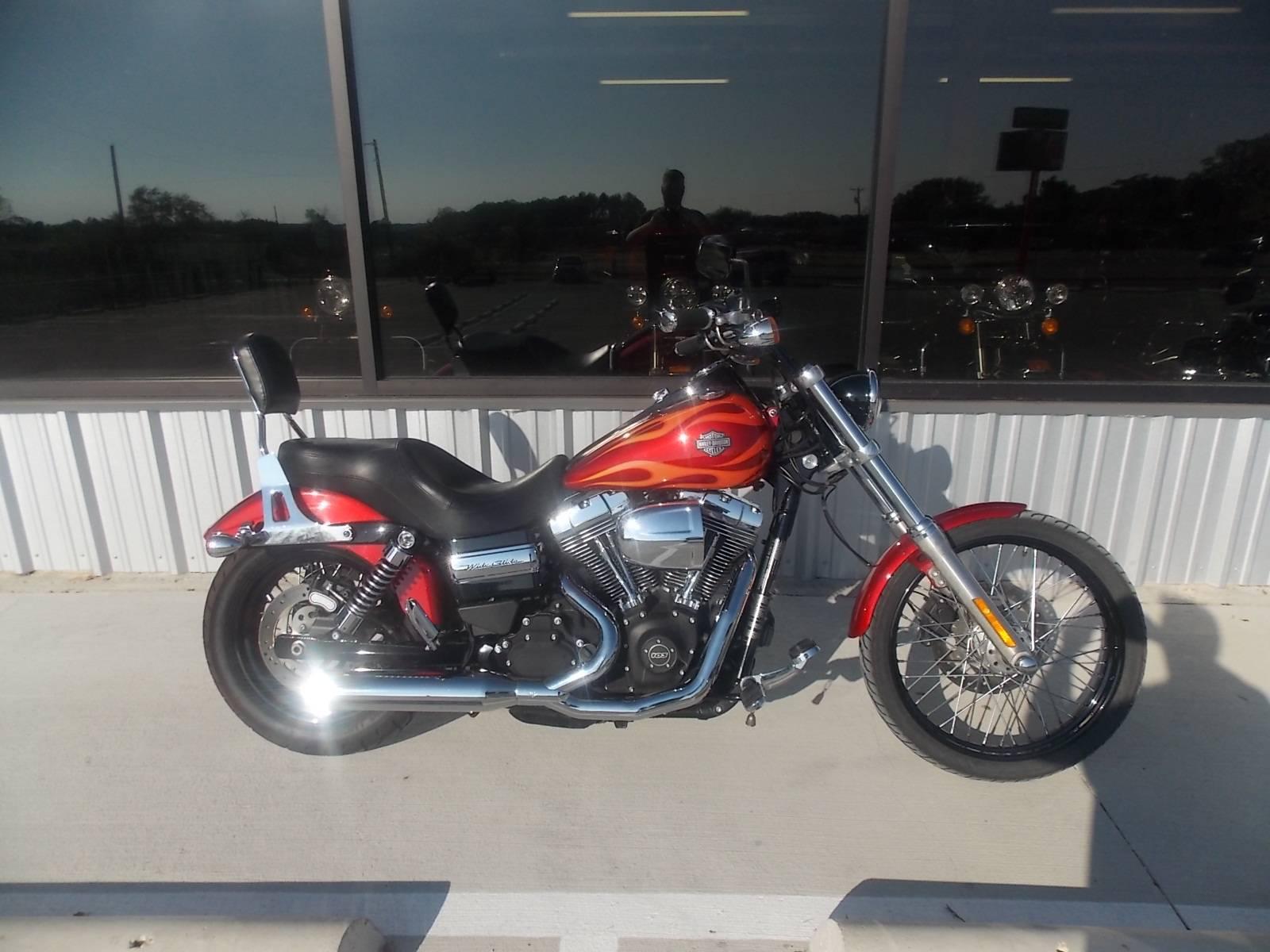 2012 Harley-Davidson Dyna Wide Glide For Sale Springtown ...