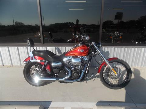 2012 Harley-Davidson Dyna® Wide Glide® in Springtown, Texas