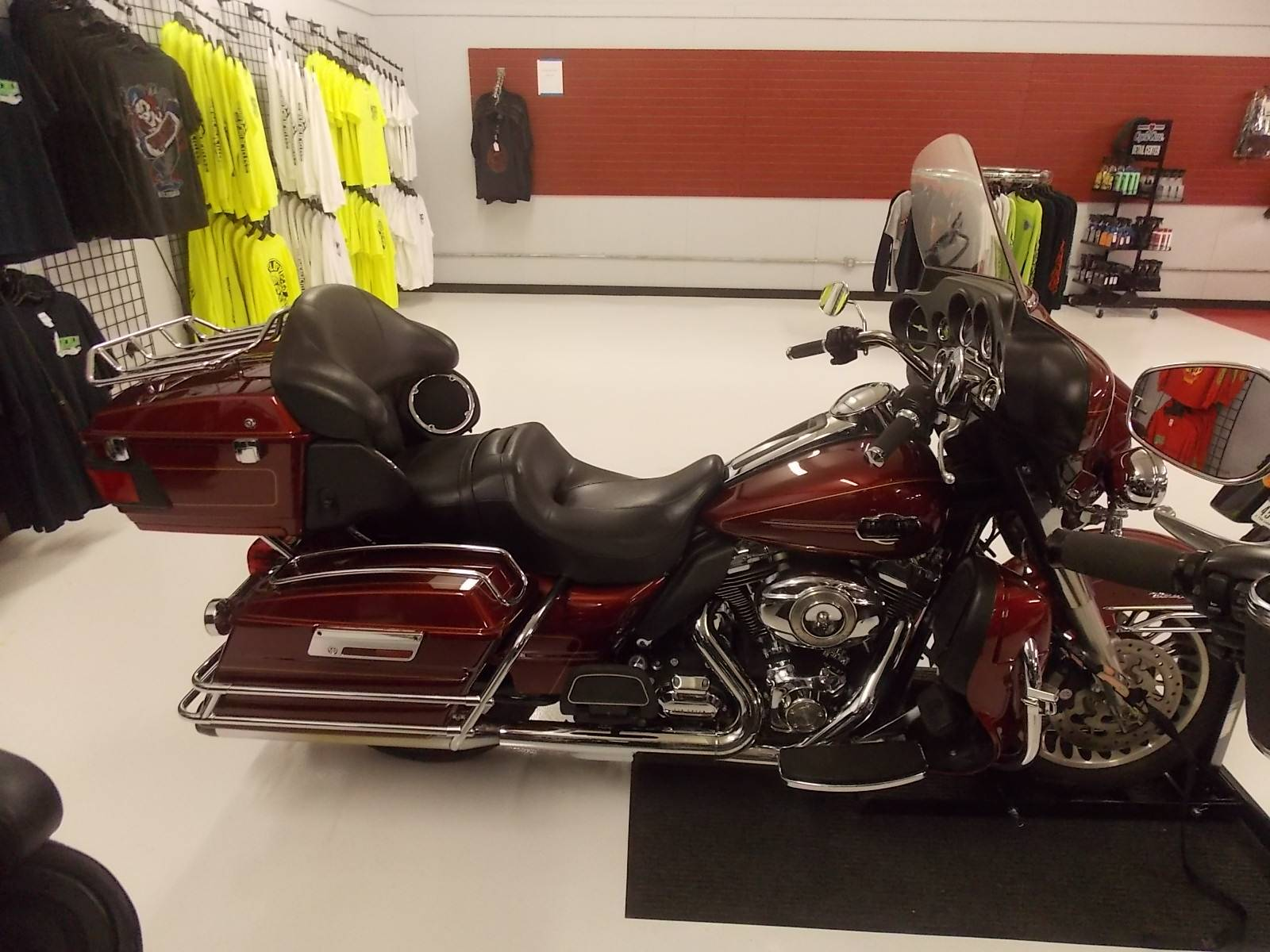 2010 Harley-Davidson Ultra Classic® Electra Glide® in Springtown, Texas