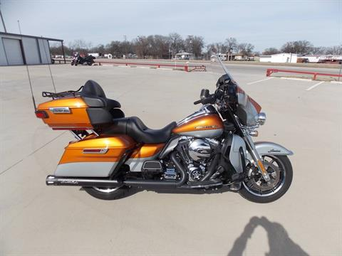2014 Harley-Davidson Ultra Limited in Springtown, Texas