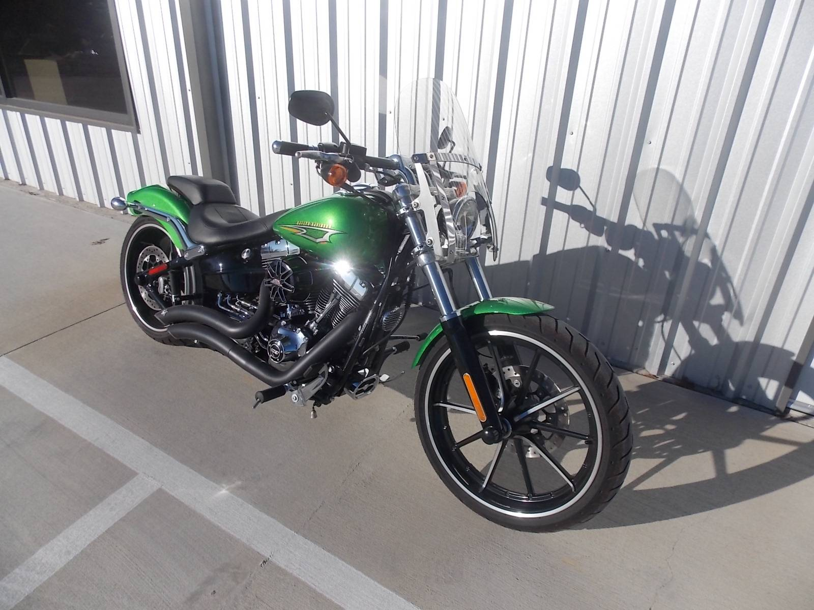 2015 Harley-Davidson Breakout® in Springtown, Texas