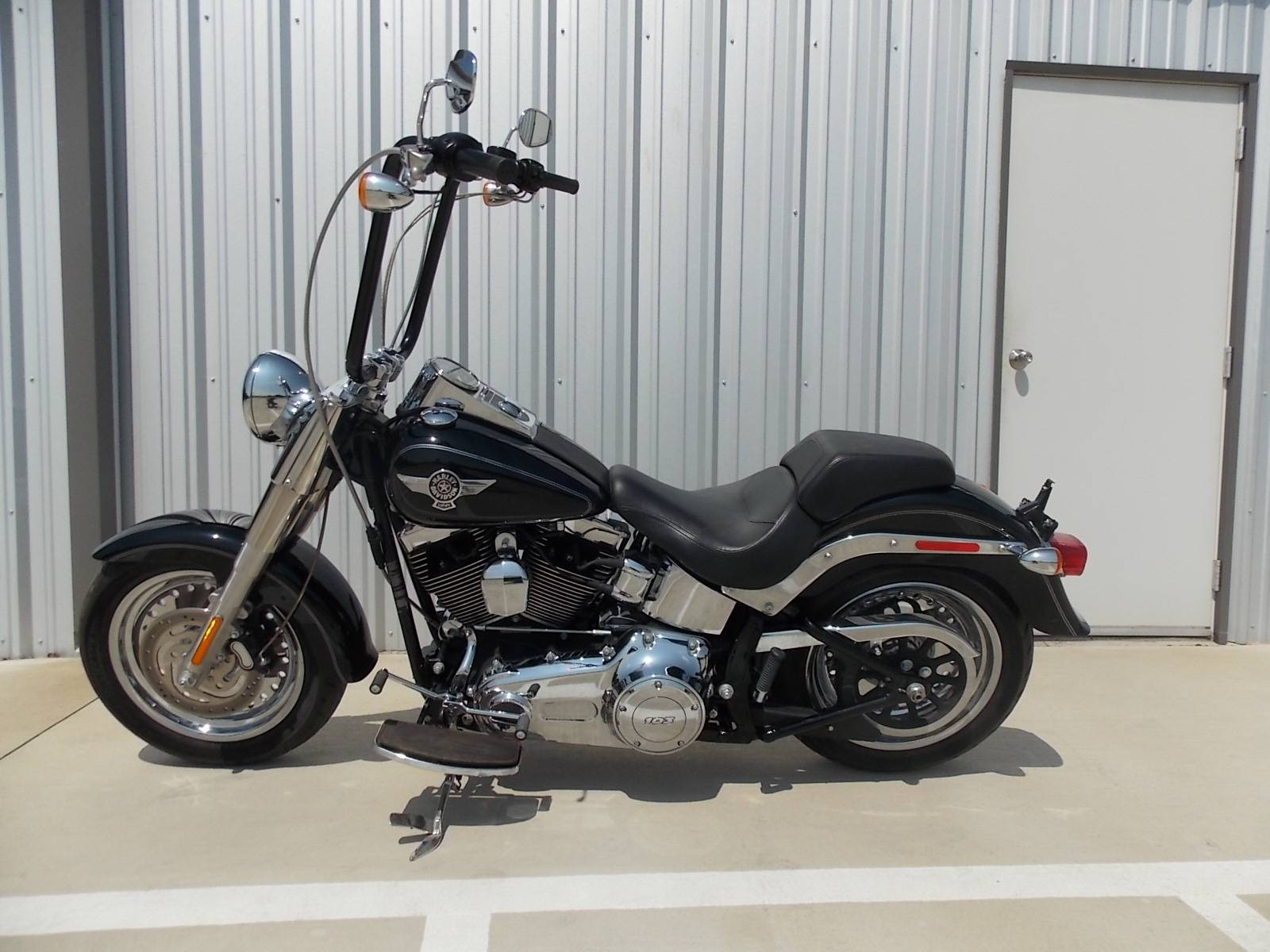 2012 Harley-Davidson Softail® Fat Boy® in Springtown, Texas - Photo 2