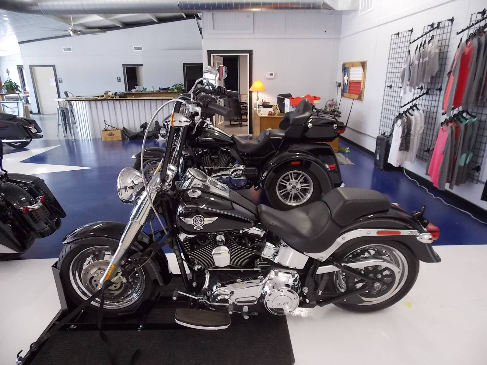 2012 Harley-Davidson Softail® Fat Boy® in Springtown, Texas - Photo 10