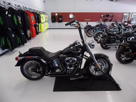 2012 Harley-Davidson Softail® Fat Boy® in Springtown, Texas - Photo 11