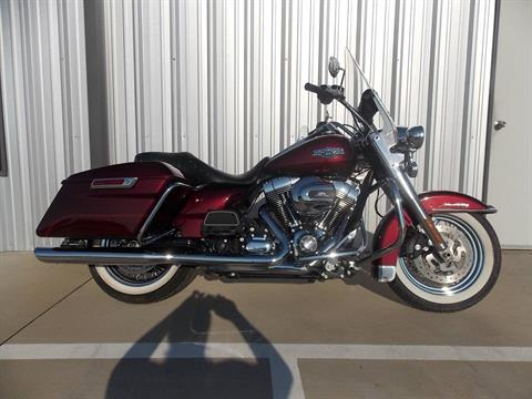 2014 Harley-Davidson Road King® in Springtown, Texas