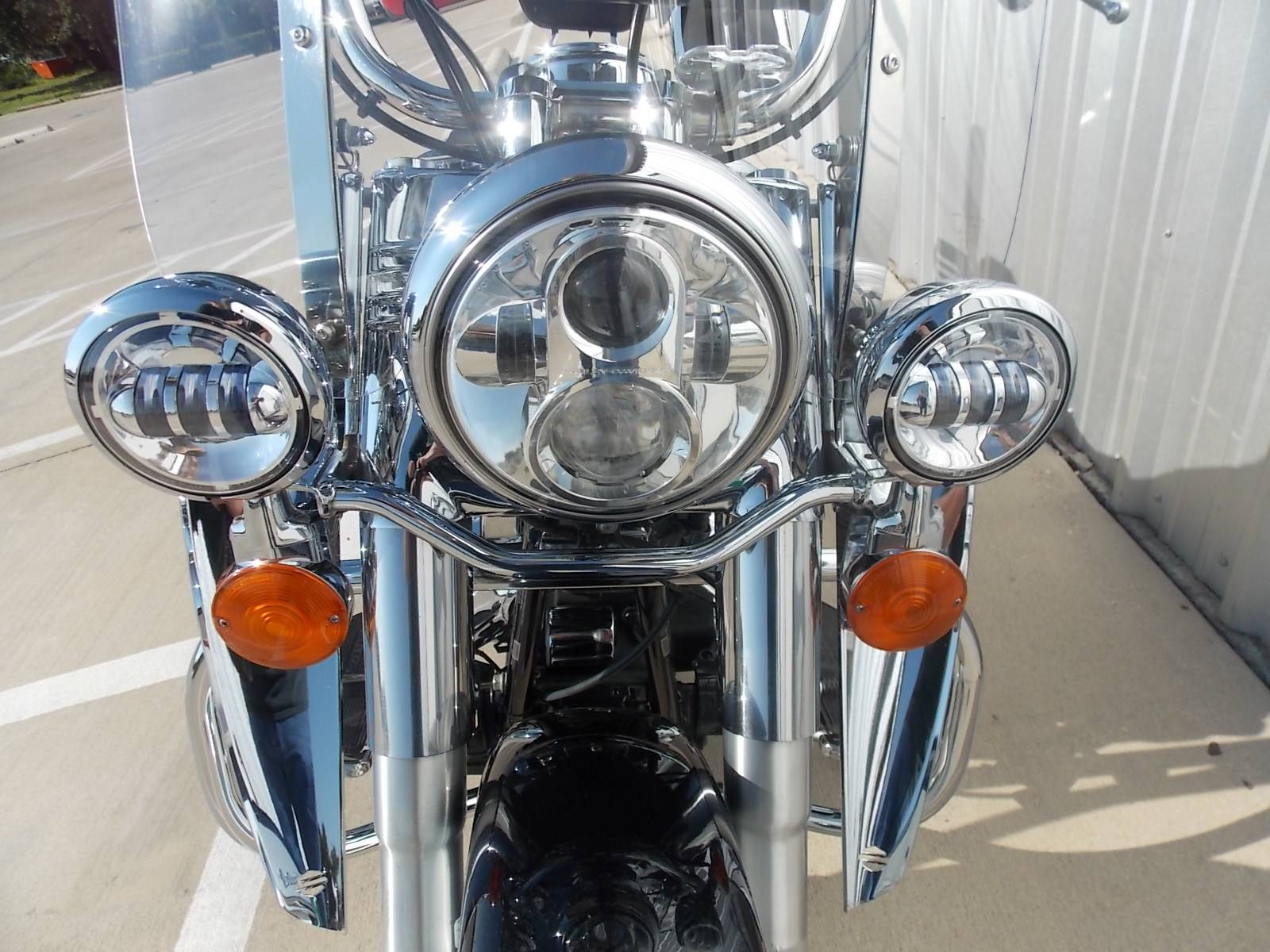2013 Harley-Davidson Heritage Softail® Classic in Springtown, Texas - Photo 11